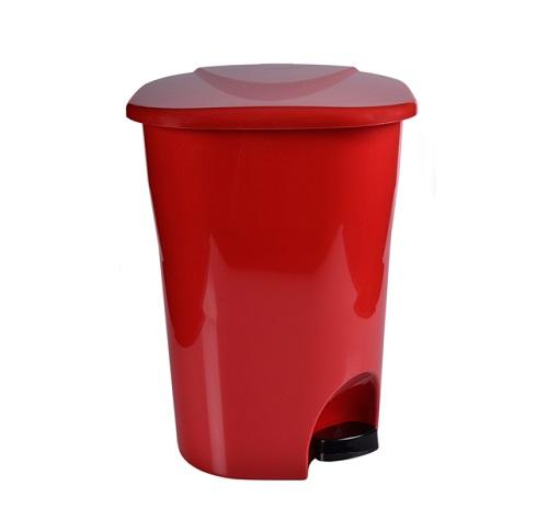 انواع سطل زباله پلاستیکی پدال دار