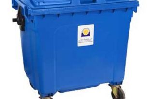 فروش سطل زباله پلاستیکی بزرگ
