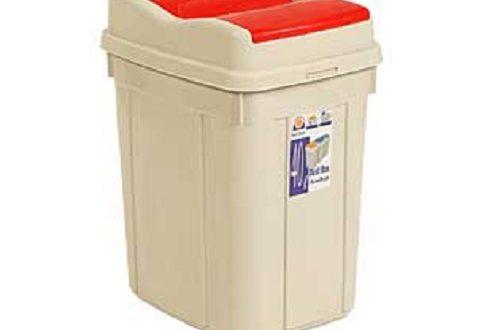 خرید سطل زباله پلاستیکی خانگی