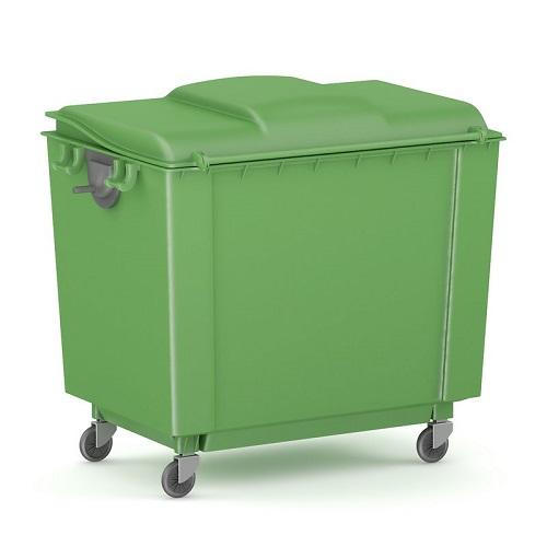 فروش سطل زباله پلاستیکی مکانیزه