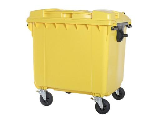 تولیدی سطل زباله پلاستیکی مخزنی