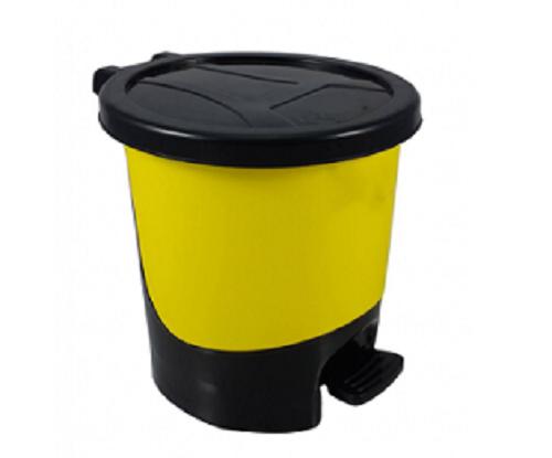 قیمت سطل زباله پلاستیکی پدال دار
