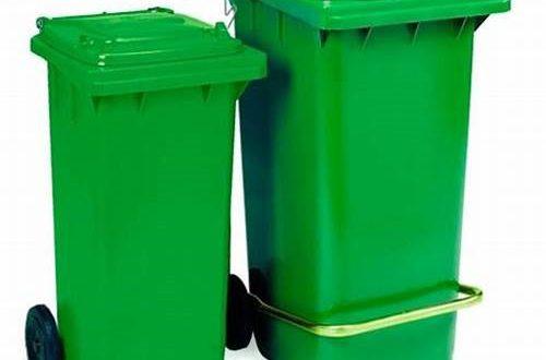 تولیدی سطل زباله پلاستیکی