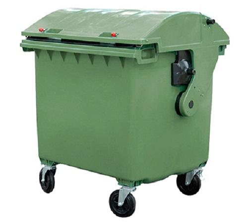 خرید سطل زباله پلاستیکی مخزنی