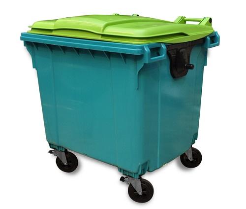 قیمت سطل زباله پلاستیکی مکانیزه