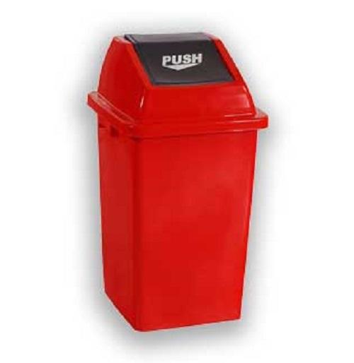 سطل زباله پلاستیکی اداری بارز