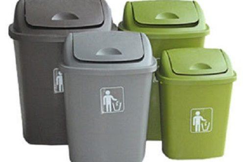 قیمت سطل زباله پلاستیکی بازار