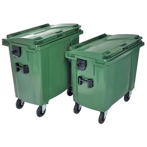 قیمت سطل زباله پلاستیکی مخزنی بزرگ