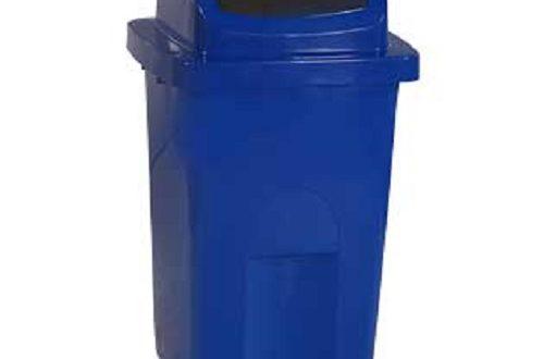 سطل زباله پلاستیکی خانگی بارز