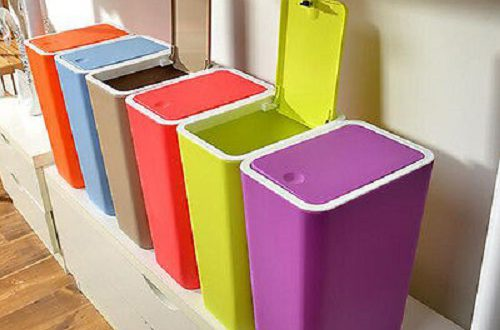 فروش سطل آشغال پلاستیکی آشپزخانه