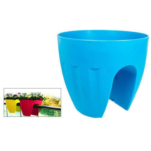 تولید گلدان پلاستیکی نرده ای