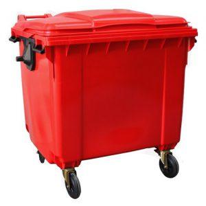 خرید سطل زباله بزرگ پلاستیکی