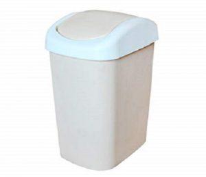 سطل زباله خانگی پلاستیکی ارزان