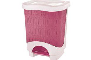 قیمت انواع سطل زباله پلاستیکی خانگی