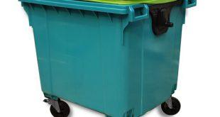 سطل زباله مکانیزه ۷۷۰ لیتری